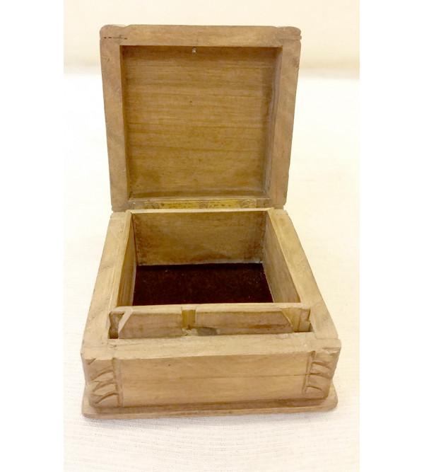BOX WALNUT 4X4