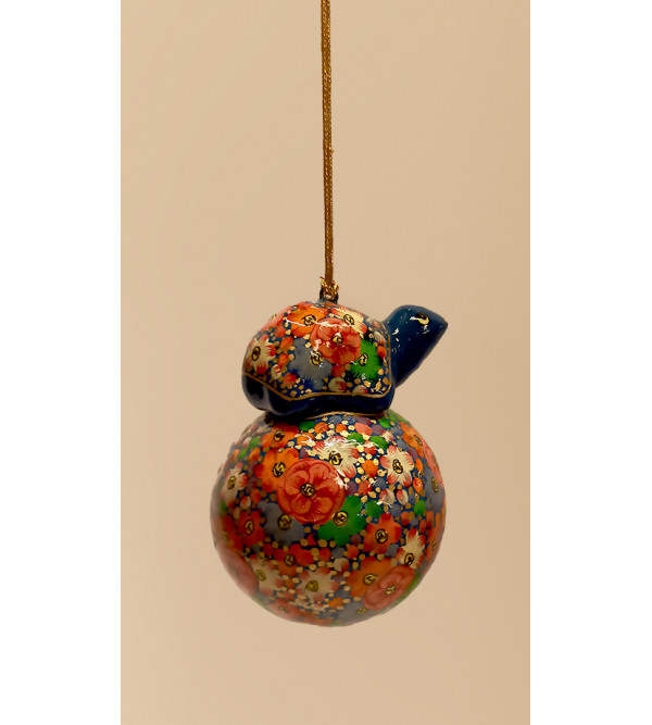 Christmas hanging in papier Mache
