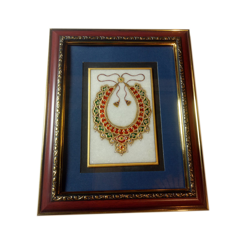 JEWELLERY PAINTING FRAMED Assorted design