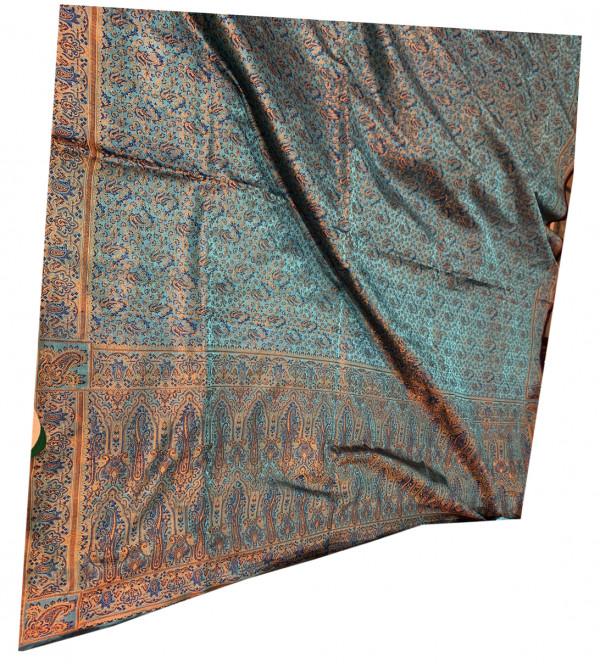 Tanchoi silk saree with Blouse