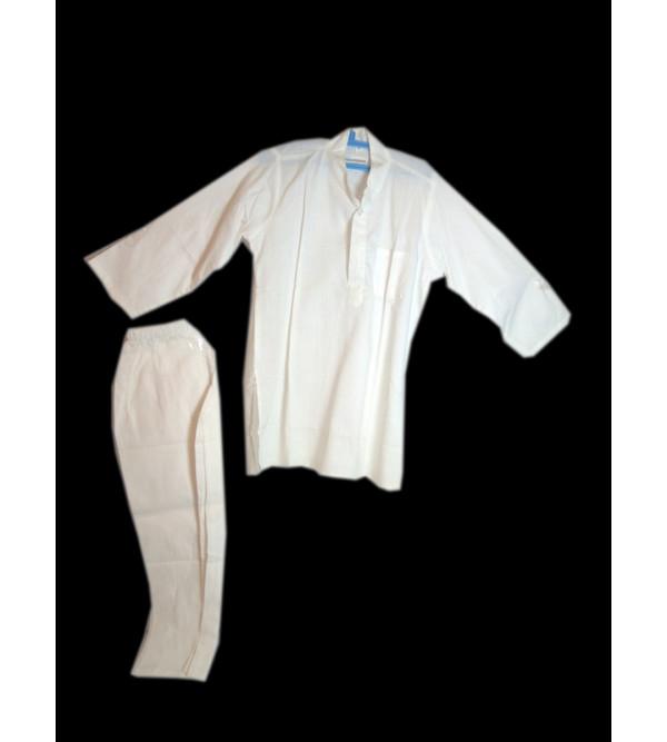Cotton Kurta Pyjama Set Size 4 Years