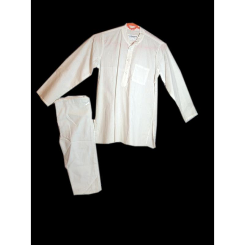 Cotton Kurta Pyjama Set Size 4- 6 Years
