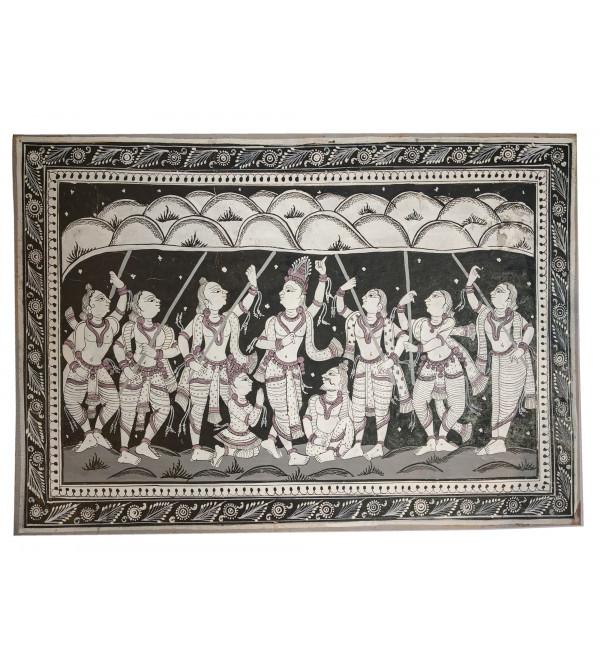 Pattachitra Handmade Painting