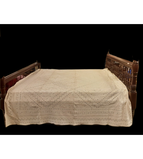 Embroidered Handloom Cotton Bed Covers