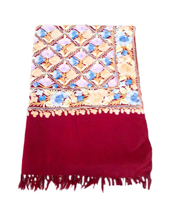 Raffal Embroidered Shawls