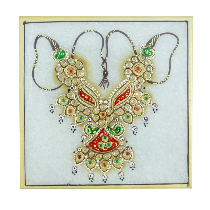 JEWELER PAINTING FRAMED ASSORTED 4x4 Inch