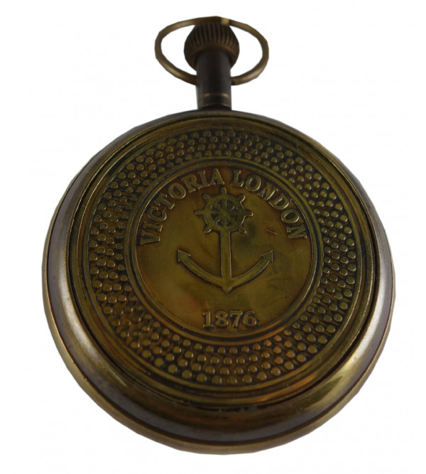 POCKET WATCH with chain small