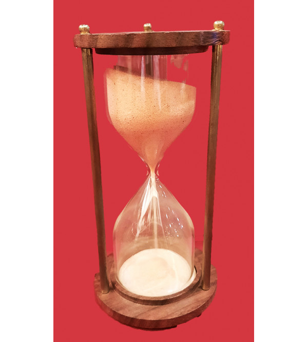 Sand Timer Handcrafted In Delhi