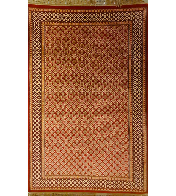 Woolen Hand Knotted Carpet