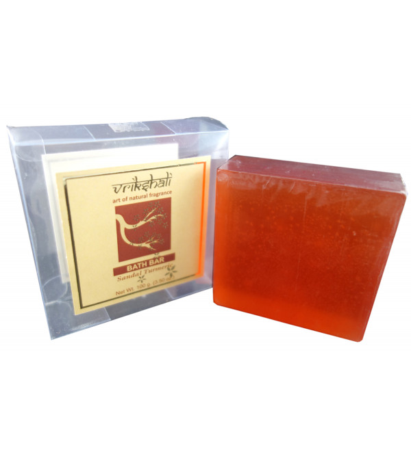 Soap transparent 100 gm natural product