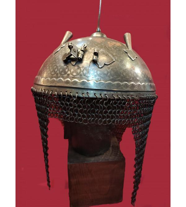 Koftgiri Handcrafted Armor Helmet