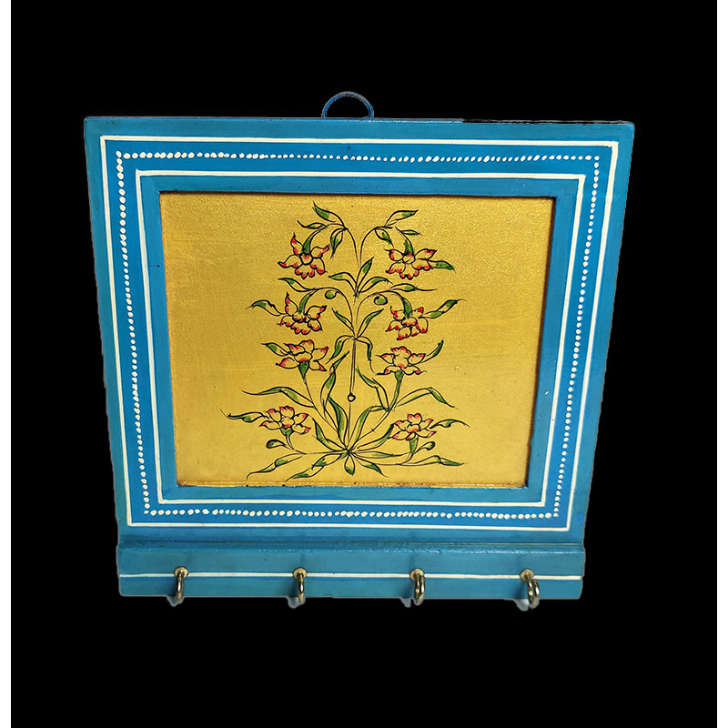 PTD KEY HOLDER JAIPUR STYLE ASSORTED COLOR AND DESIGNS
