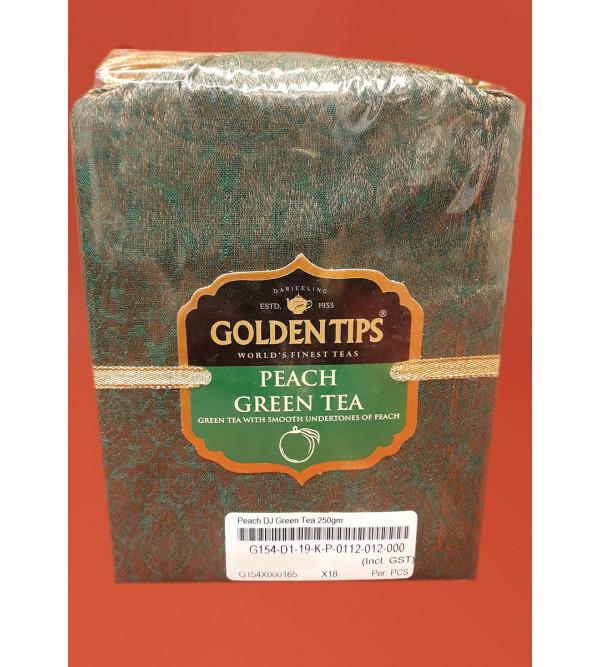 Peach Darjeeling Green Tea 250gm