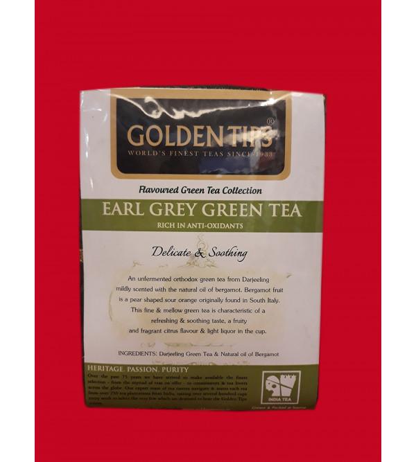 Earl grey DJ Green tea 250gm
