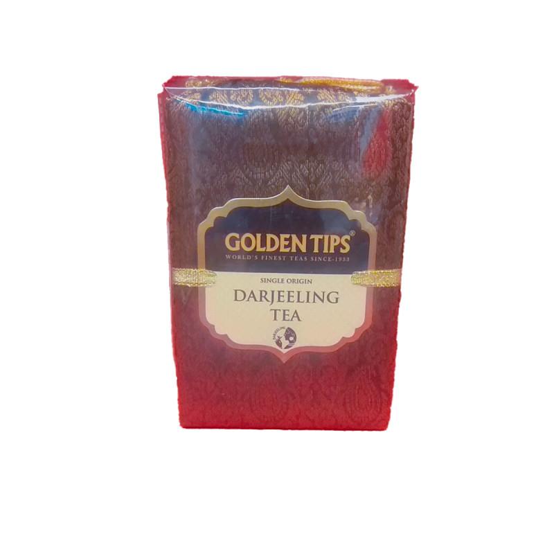 Darjeeling Tea 100gm Brocade pouch