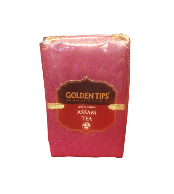 Pure Assam Tea 100gm Brocade Pouch