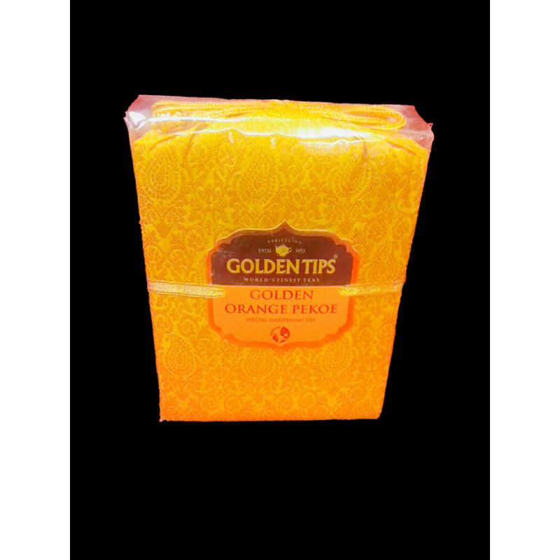 GOP Special Darjeeling Tea In Brocade Pouch 250 gm