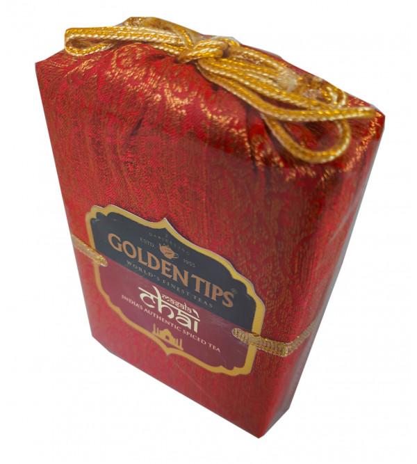 Premium Masala Chai 100gmTEA Brocade pouch