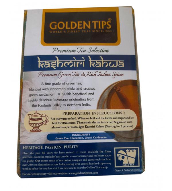 Kshmiri Kahwa Tea 100 gm  Brocade pouch