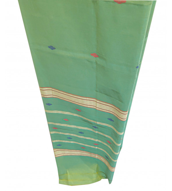 SAREE  SOUTH COTTON WITHOUT BLOUSE