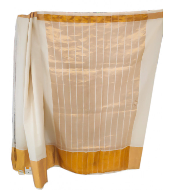 Andhra Ikat Pure Cotton Handwoven Saree Without Blouse