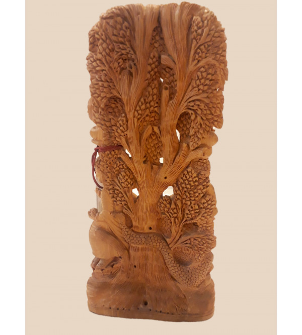 BUDDHA FIGURE SITTING 8 INCHES