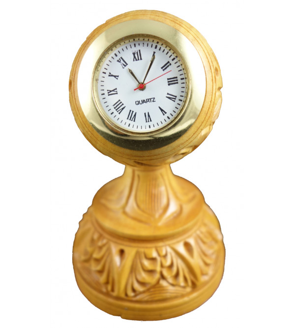 Kadamba Wood Handcrafted Pillar Watch