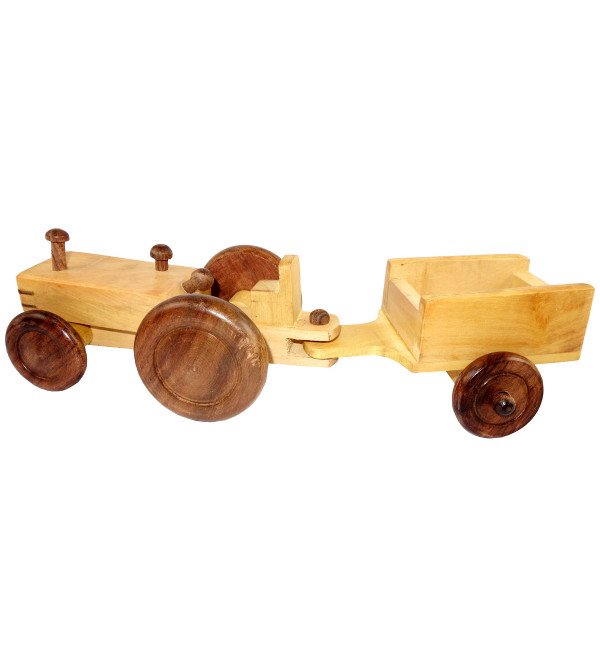 HANDICRAFT WOODEN TOYS DUMBER 8x2.5x2.5 INCH