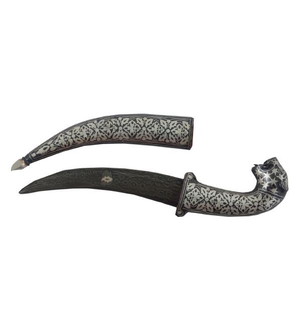 HANDICRAFT TIGER KNIFE KOFTGARI