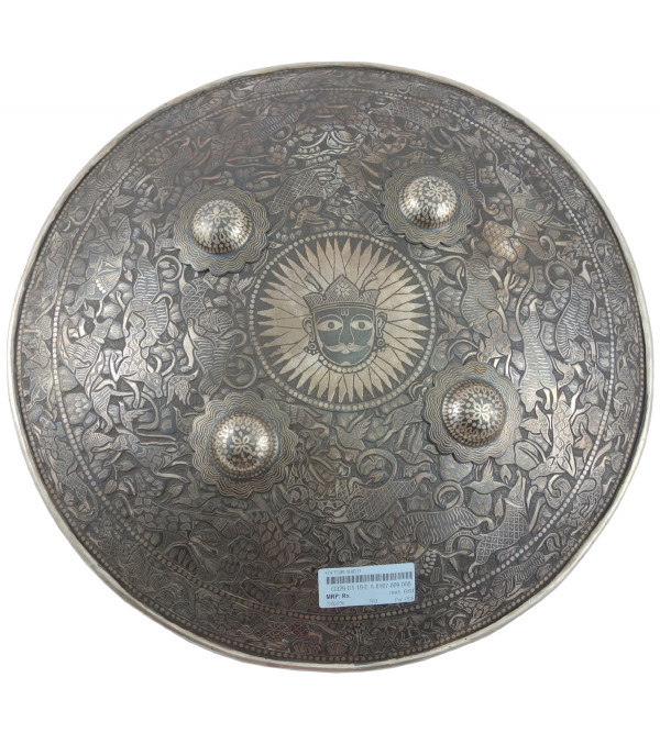 HANDICRAFT KOFTGARI SHIELD 18 INCH