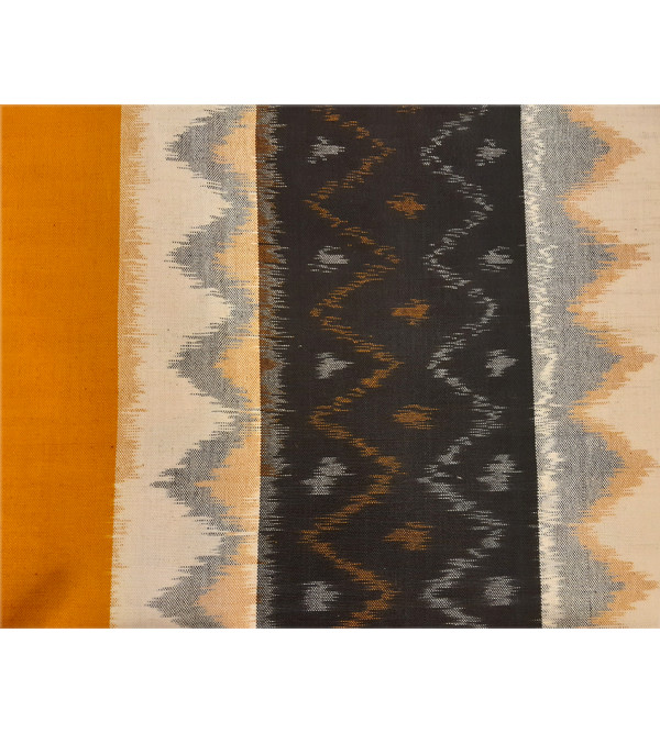 Cotton Ikat Bedcover Size 60x90 Inch