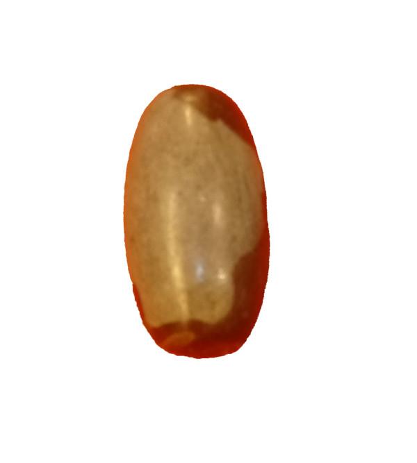 STONE LINGAM  7 inch