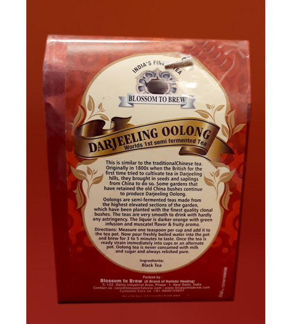 Darjeeling Oolong Tea 250gm