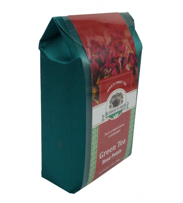 Green tea Rose  100 gm