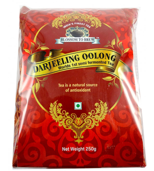 DARJEELING OOLONG TEA 250 GM