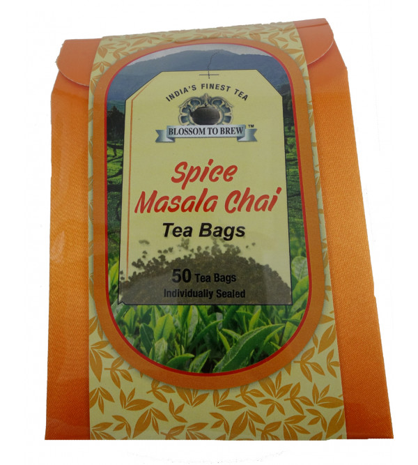 SPICE TEA BAGS 50X2 GM