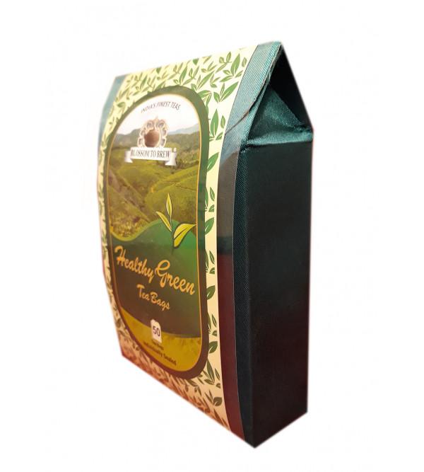Green Tea Bag 50x2gm