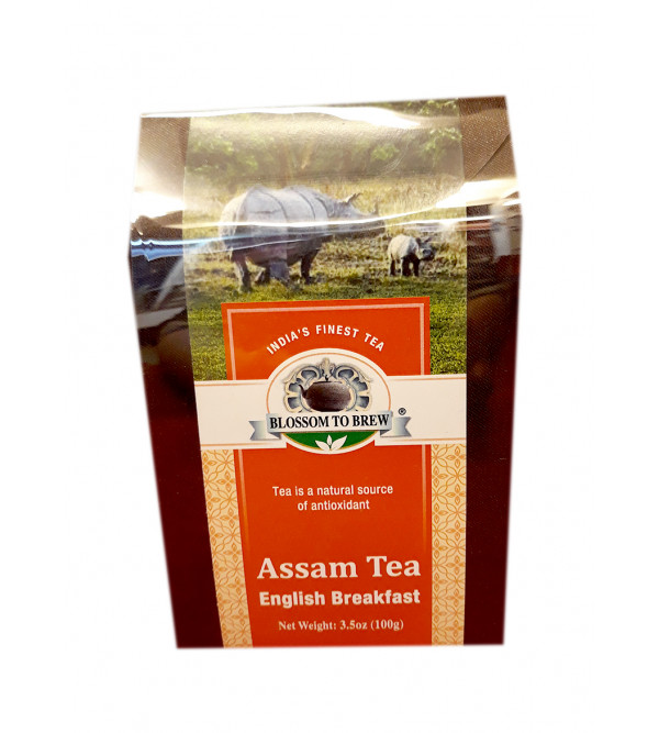 Assam Tea English Breakfast Classic 100gm