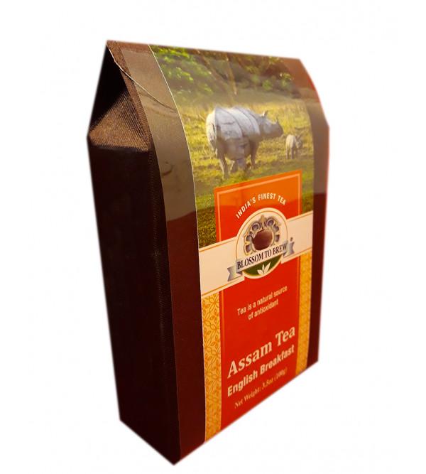Assam Tea English Breakfast Classic 100gm