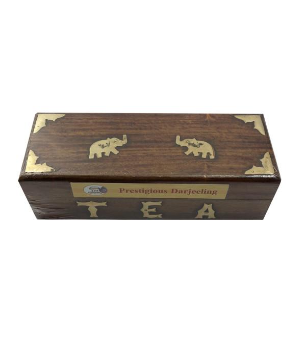 Prestigous Darjeeling Tea 100gm  Wodoen Box