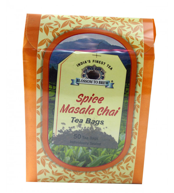Spcie Chai Tea Bags 50X2 GM