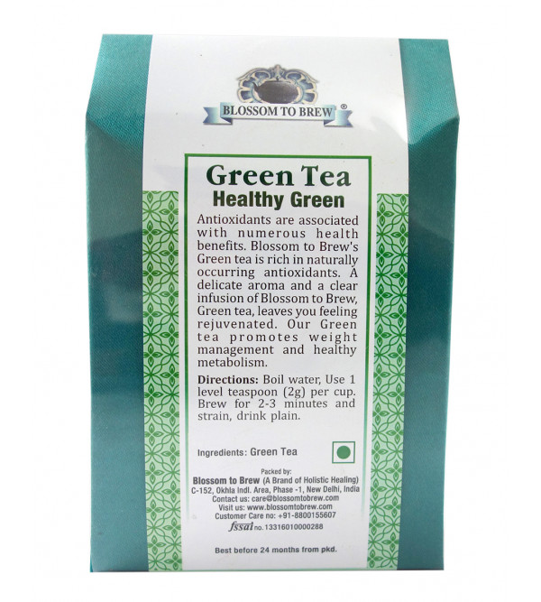 Pure Green Tea 100 GMS