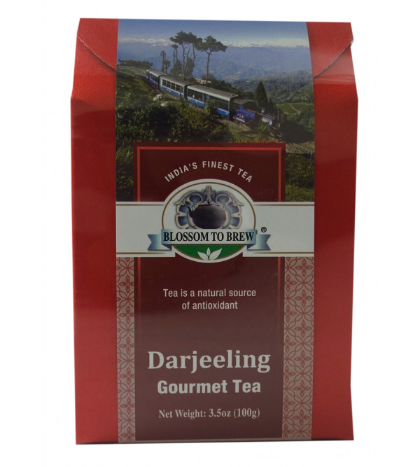 Darjeeling tea Gourmet 100gm