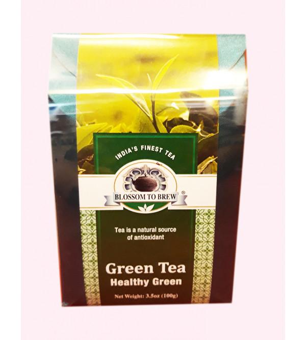 PURE GREEN TEA 100 GMS