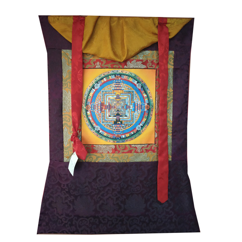 Traditional Handmade Thangka Painting
