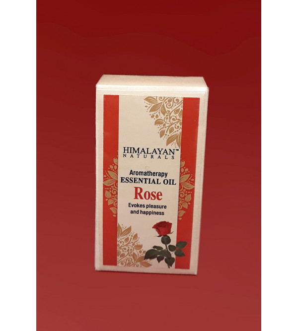 Rose Essential Oil 12 ml