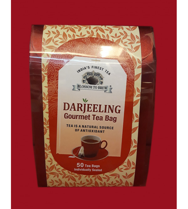 Darjeeling Tea Bag 50x2gm