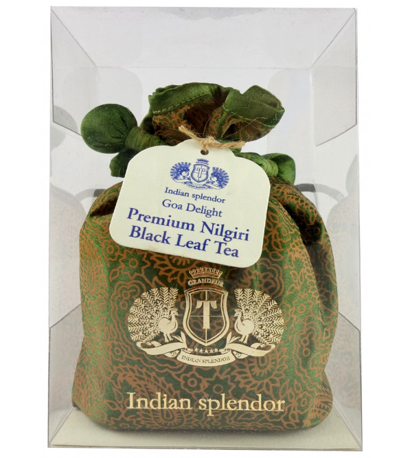 GOA DAYLIGHT PREMIUM NILGIRI BLACK LEAF TEA 125 GM ASSORTED POTLI