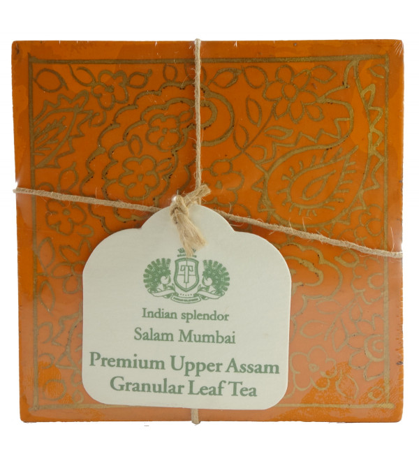 PREMIUM UPPER ASSAM GRANULAR LEAF TEA 125 GM ASSORTED HPM BOXES