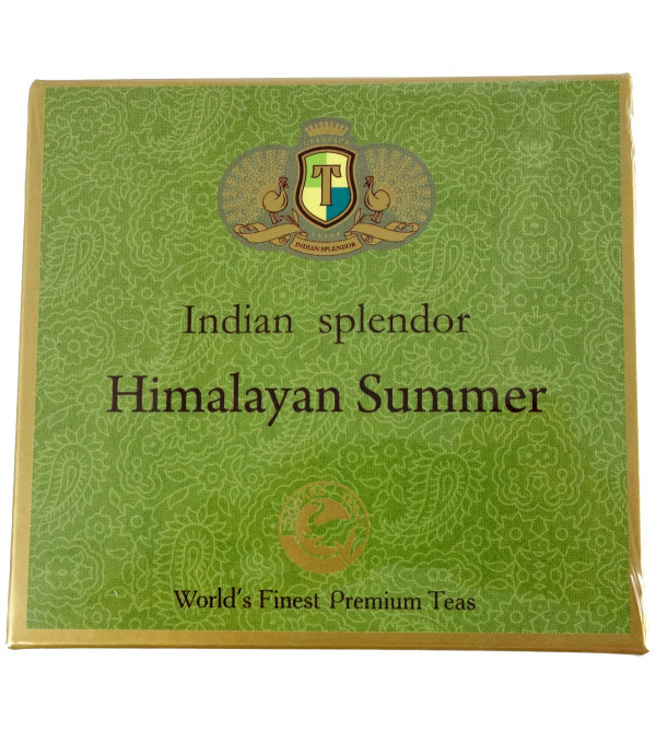 HIMALAYAN SUMMER DOOARS GREEN LEAF 20 TEA BAG ASSORTED BOXES